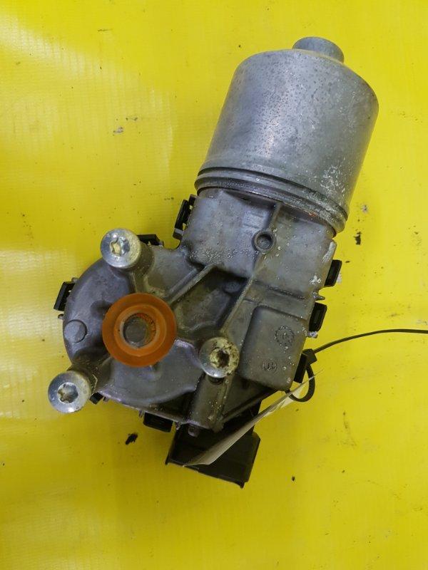 Мотор дворников Renault Duster K9K 2013
