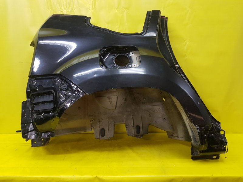 Крыло Renault Duster K9K 2013 заднее правое