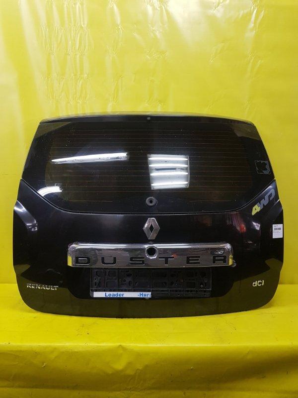 Дверь 5-я Renault Duster K9K 2013