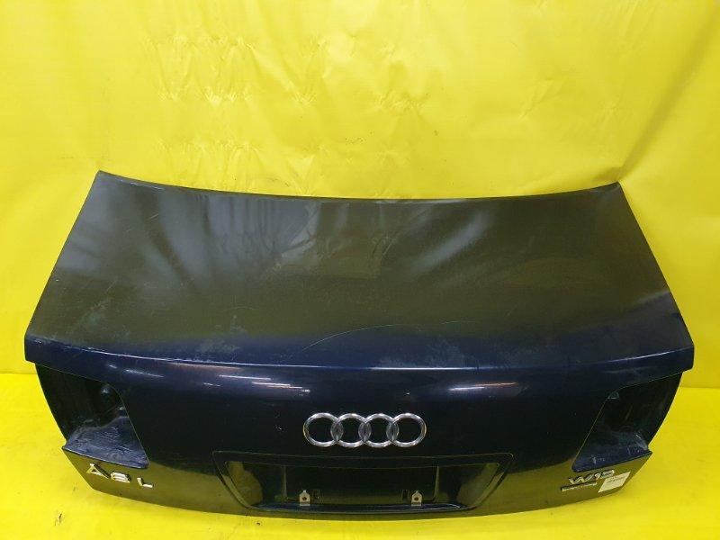 Крышка багажника Audi A8 D3 BFM 2006 задняя