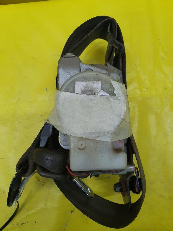 Ремень безопасности Hyundai Starex D4BH 2002 передний правый