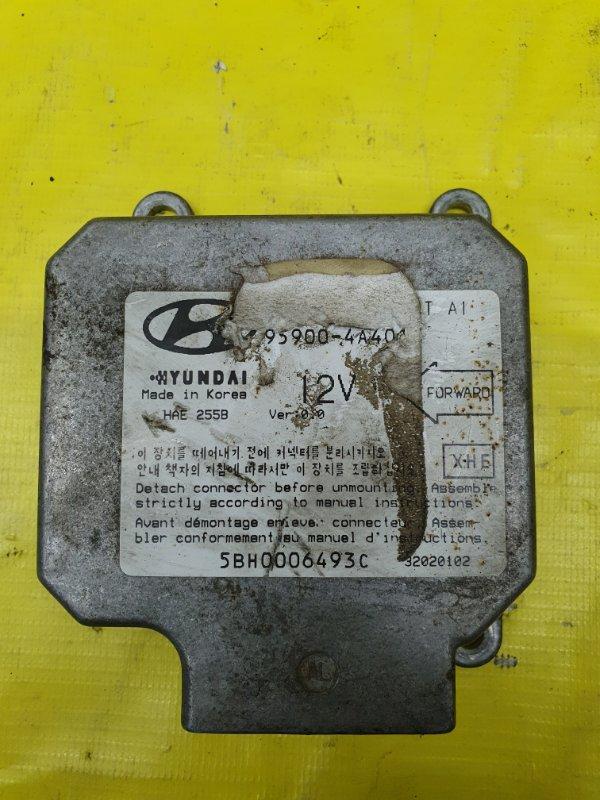 Электронный блок Hyundai Starex D4BH 2002