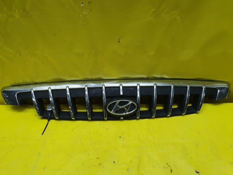 Решетка радиатора Hyundai Starex D4BH 2002