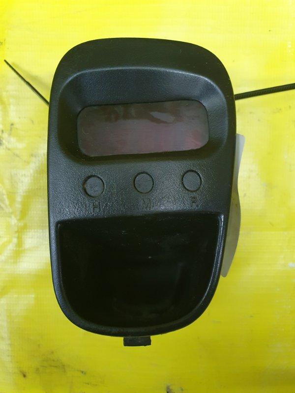 Часы Hyundai Starex D4BH 2002