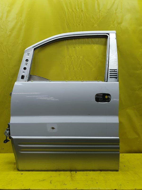 Дверь Hyundai Starex D4BH 2002 передняя левая