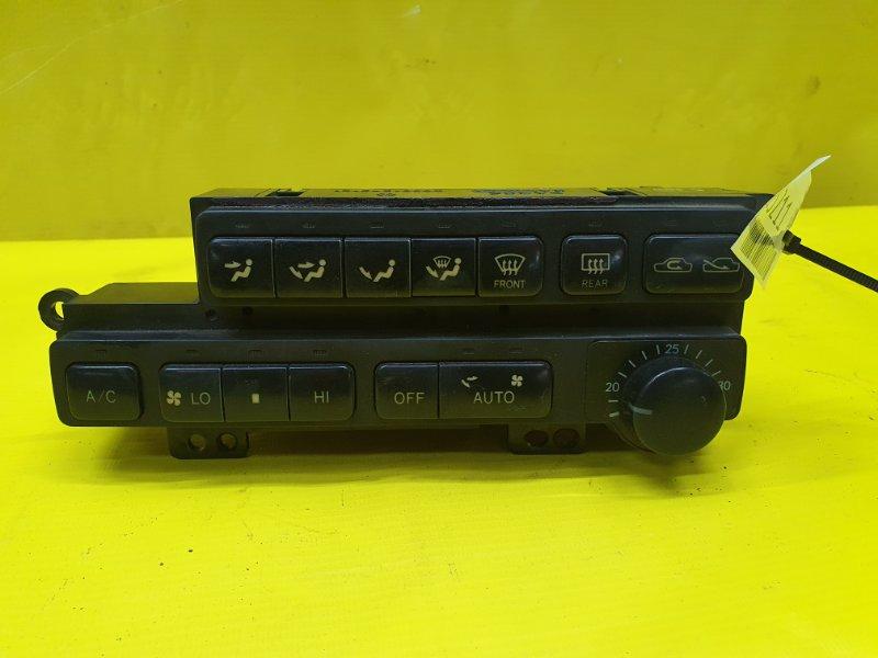 Блок управления климат-контролем Toyota Markii GX90 1JZ-GE 1993