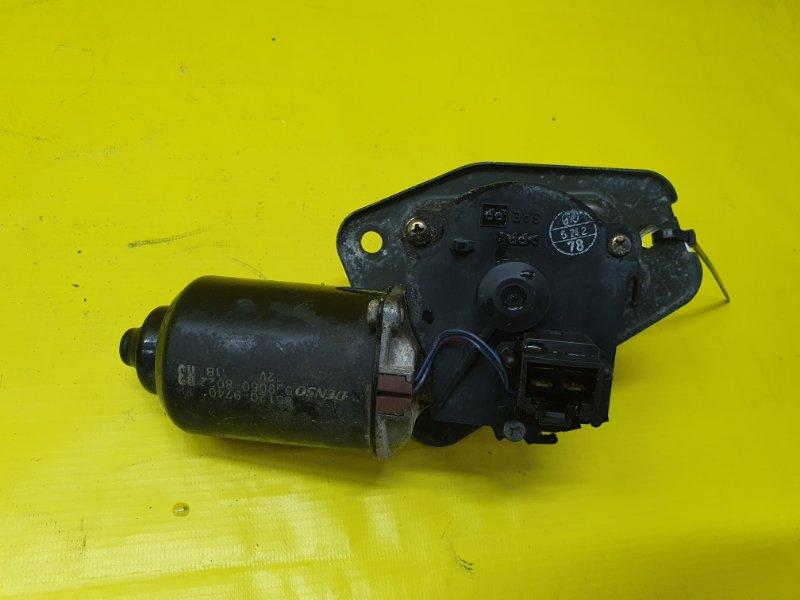 Мотор дворников Daihatsu Yrv M201G K3-VE 2000 передний