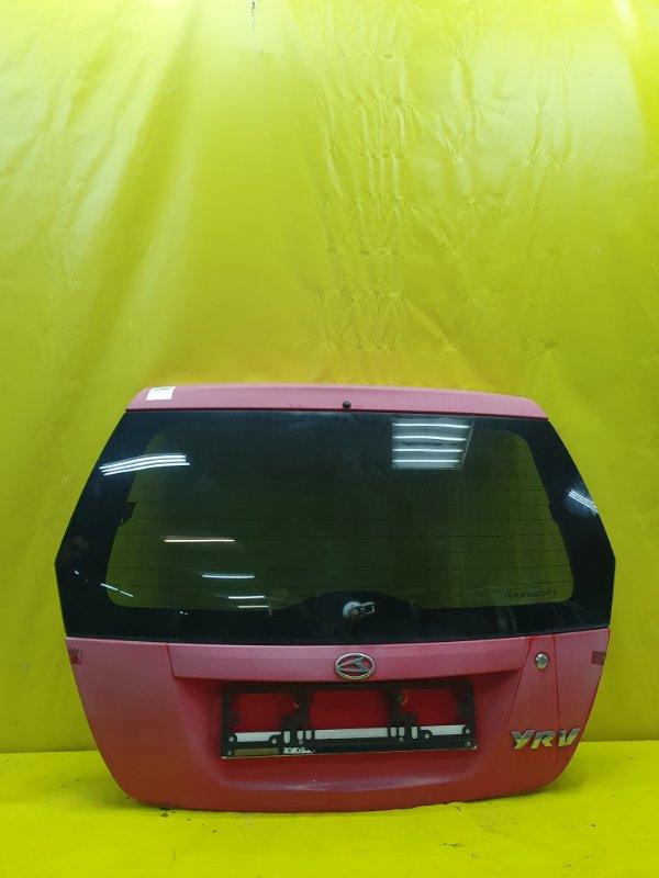 Крышка багажника Daihatsu Yrv M201G K3-VE 2000