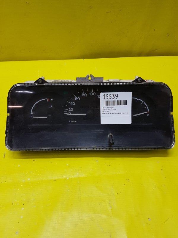 Панель приборов Daewoo Nexia 1 2006