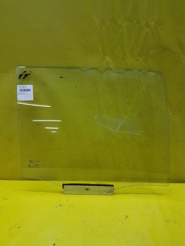 Стекло двери Daewoo Nexia 2009 заднее правое