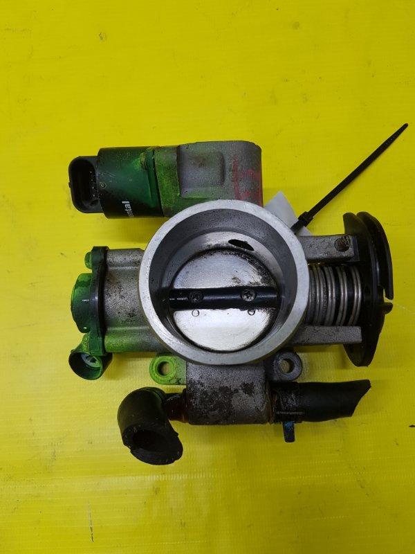 Блок дроссельной заслонки Daewoo Nexia 2 F16D3 2009