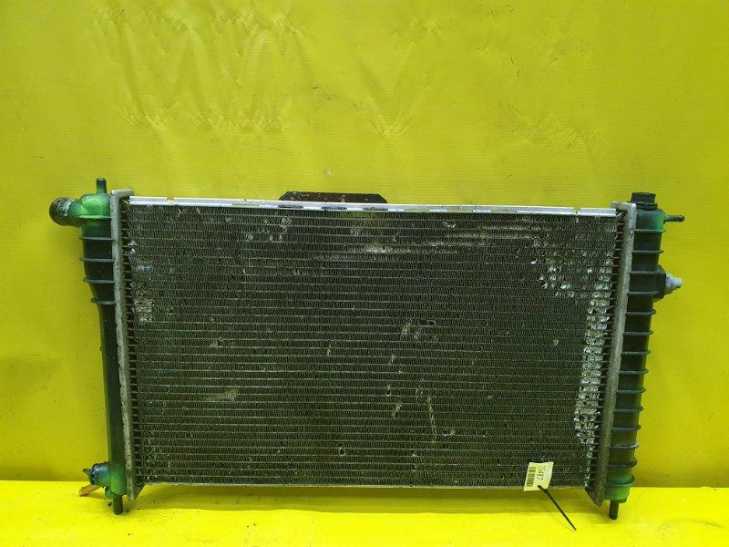 Радиатор основной Daewoo Nexia 1 G15MF 2006