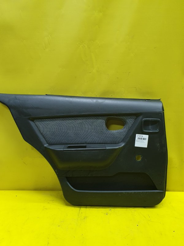 Обшивка дверей Daewoo Nexia 2 G15MF 2009 задняя левая