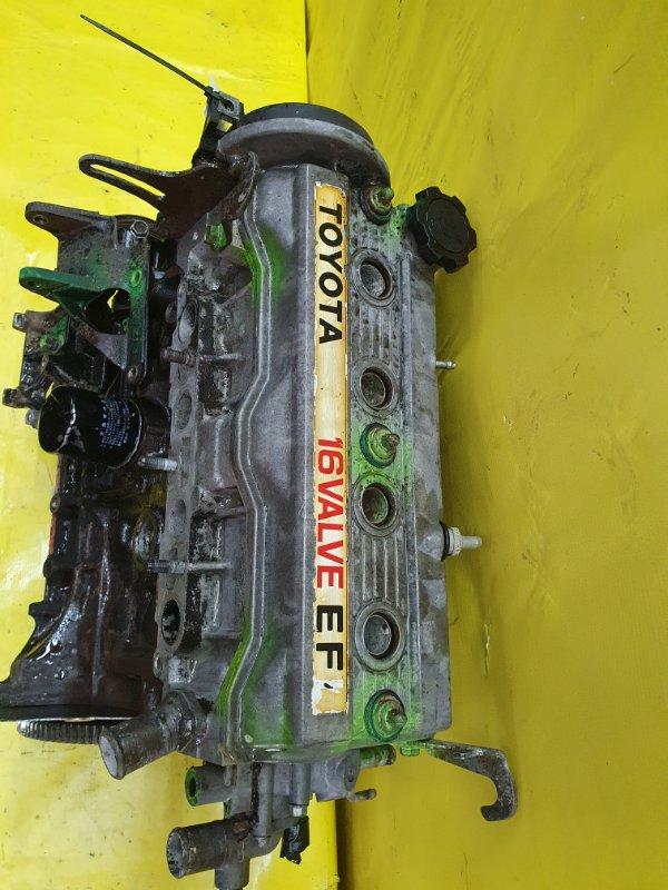 Двигатель Toyota Corolla AE91 5A-FE 1991