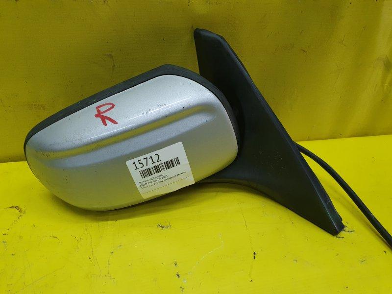 Зеркало Mazda Protege ZM 2001 переднее правое
