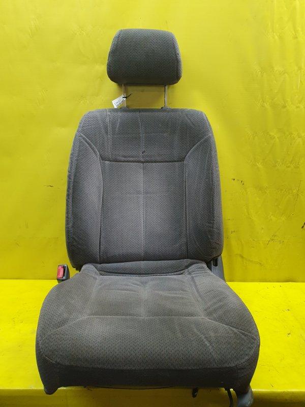 Сидение Mazda Protege ZM 2001 переднее левое