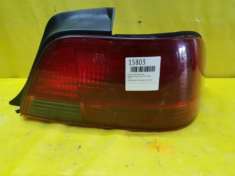 Стоп-сигнал Honda Legend KA9 C35A 1996 задний правый