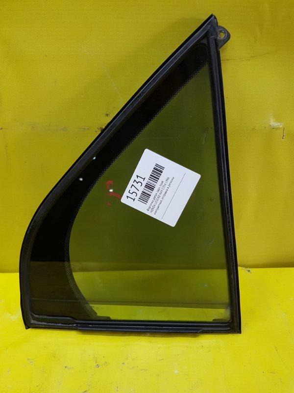Форточка двери Honda Legend KA9 C35A 1996 задняя правая