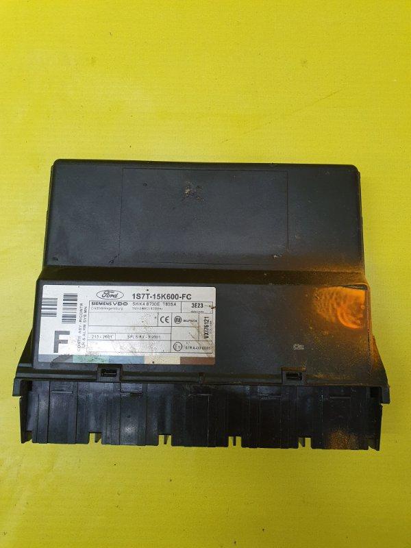 Электронный блок Ford Focus 1 EDDB 2003