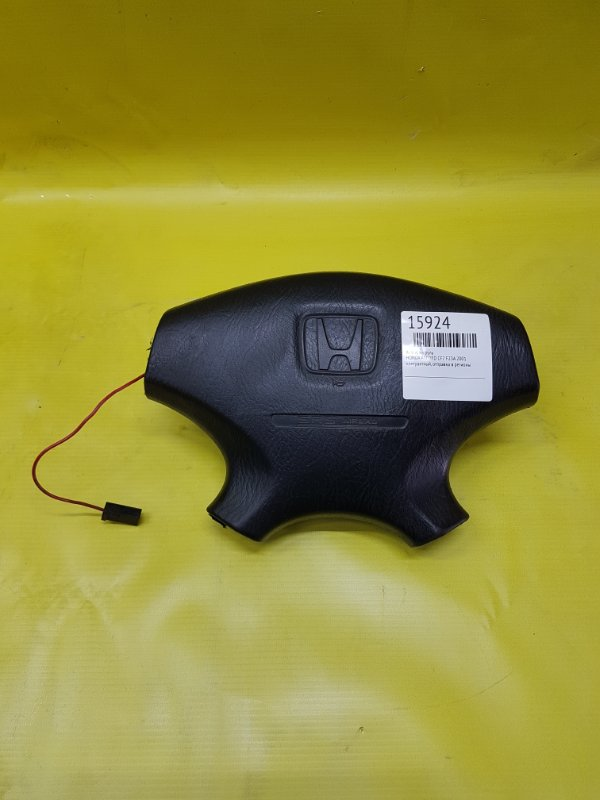 Airbag на руль Honda Accord CF7 F23A 2001