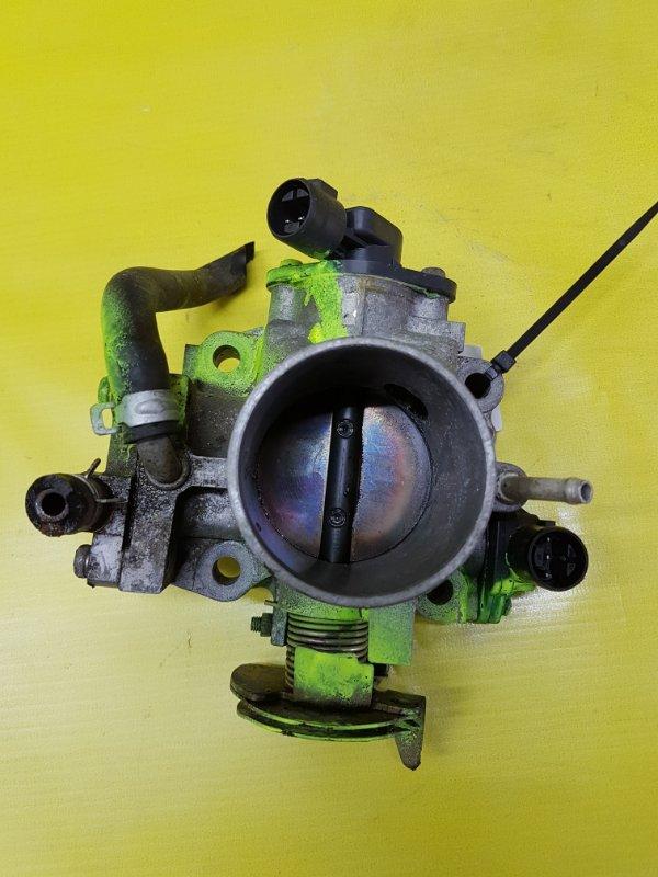 Блок дроссельной заслонки Honda Accord CF7 F23A 2001