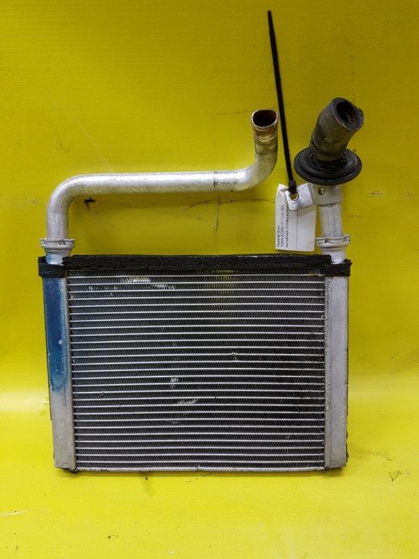 Радиатор печки Honda Accord CF7 F23A 2001
