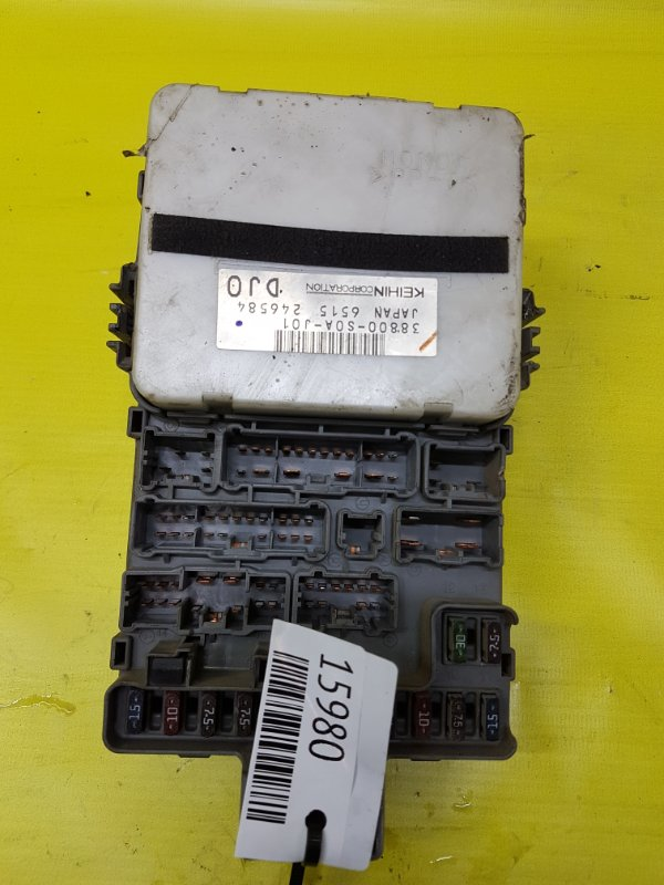 Блок предохранителей Honda Accord CF7 F23A 2001