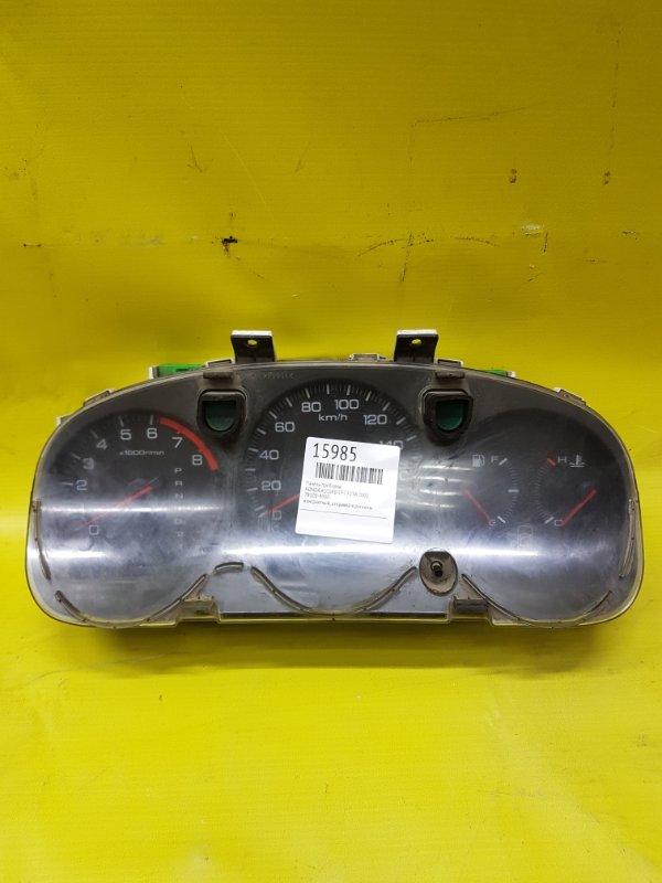Панель приборов Honda Accord CF7 F23A 2001