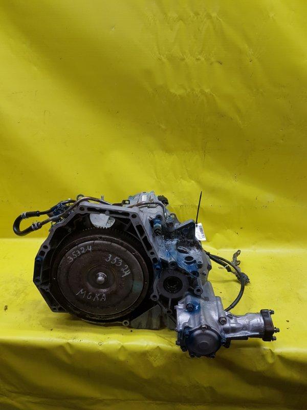 Акпп Honda Accord CF7 F23A 2001