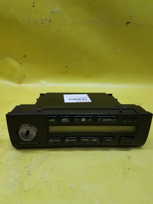 Блок управления климат-контролем Toyota Windom VCV11 4VZ-FE 1996