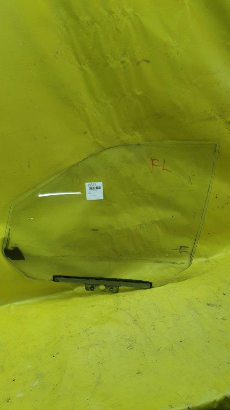Стекло двери Ваз Лада 2110 переднее левое