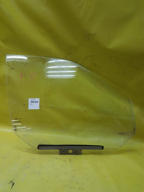 Стекло двери Ваз Лада 2110 переднее правое