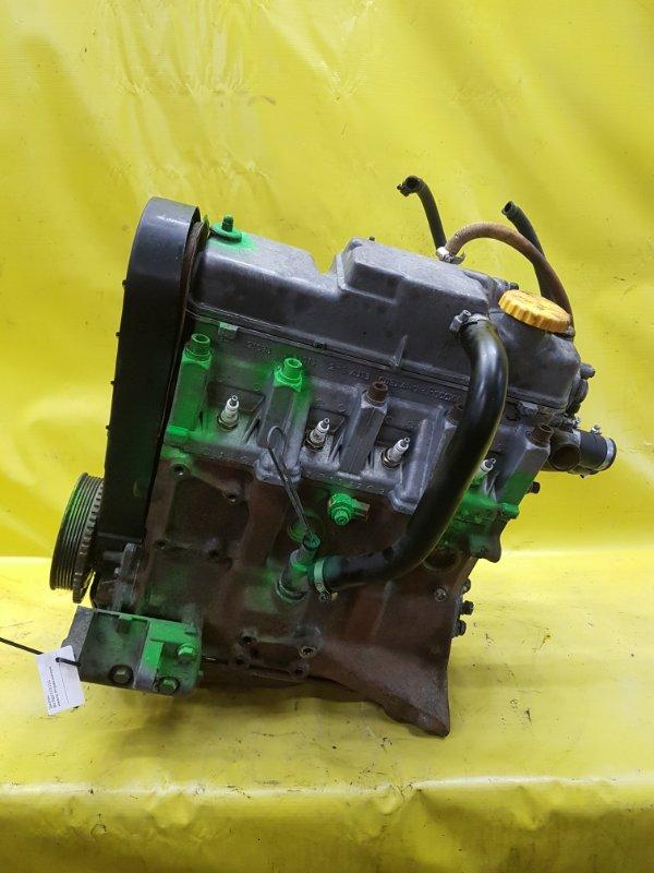 Двигатель Ваз Лада 2110 2111