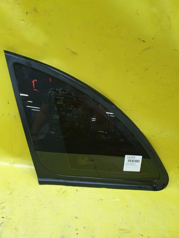 Форточка кузова Lifan X60 LFB479Q 2013 задняя левая