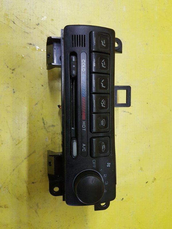 Блок управления климат-контролем Nissan Bluebird EU13 SR18(DE) 1995