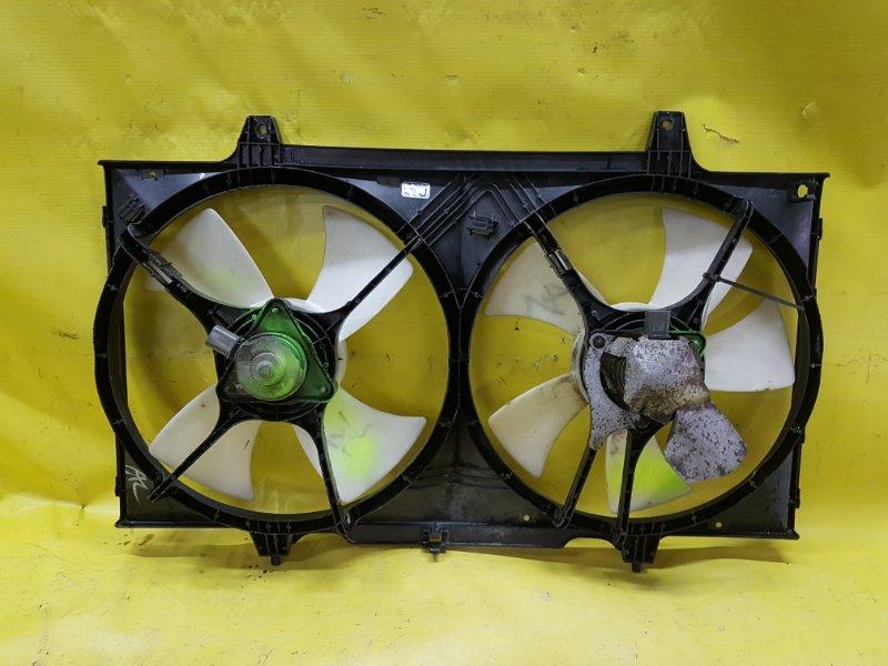 Диффузор Nissan Bluebird EU13 SR18(DE) 1995