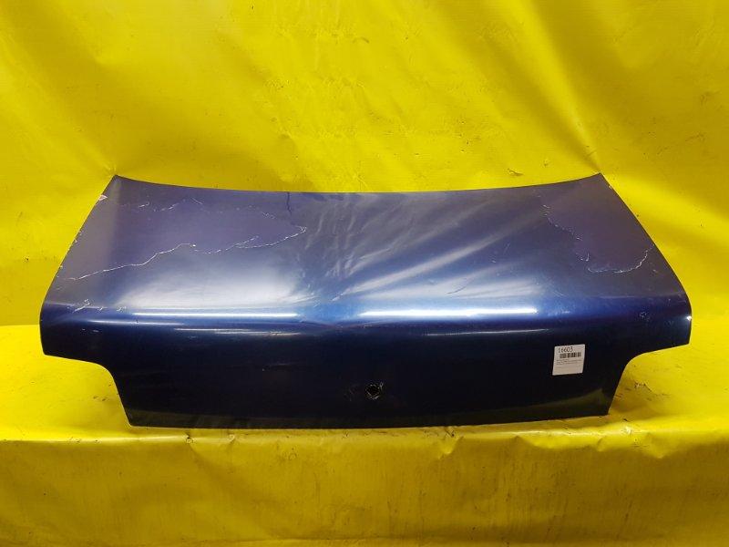 Крышка багажника Nissan Bluebird EU13 SR18(DE) 1995