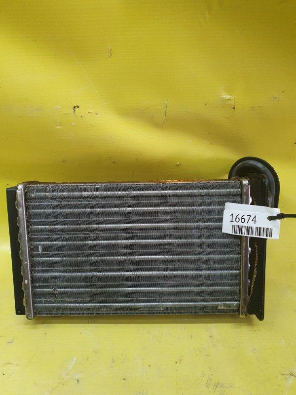 Радиатор печки Volkswagen Passat B3 1F 1989