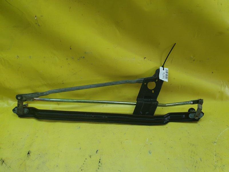 Механизм стеклоочистителя Volkswagen Passat B3 1F 1989