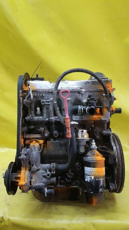 Двигатель Volkswagen Passat B3 1F 1989