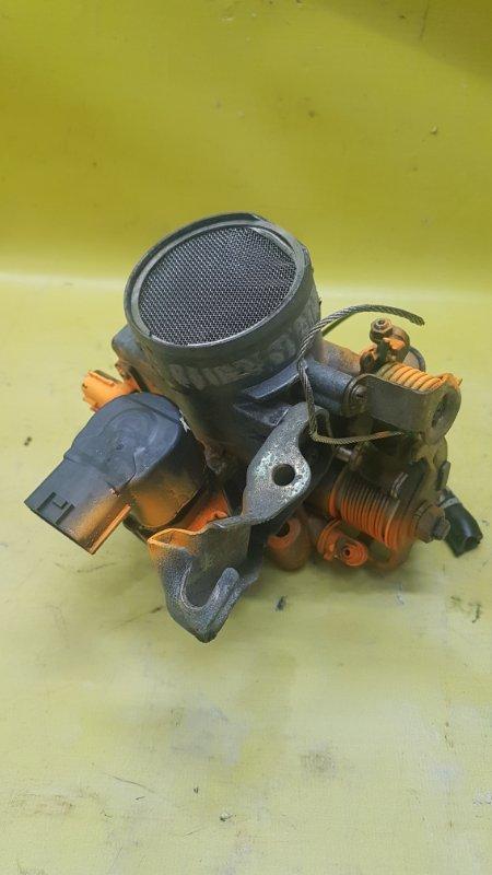Блок дроссельной заслонки Nissan Cube AZ10 CGA3(DE) 2000