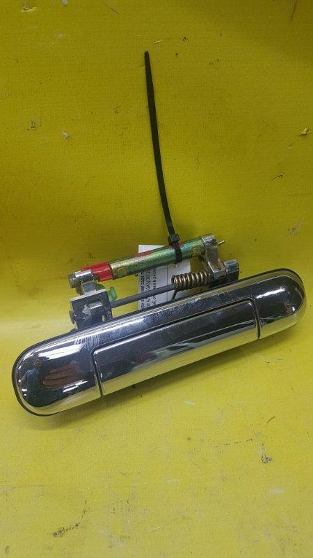 Ручка двери внешняя Nissan Cube AZ10 CGA3(DE) 2000 задняя правая