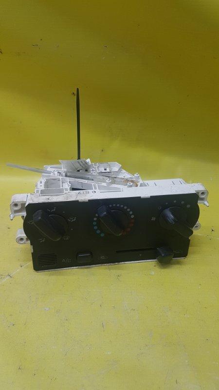Блок управления климат-контролем Nissan Cube AZ10 CGA3(DE) 2000