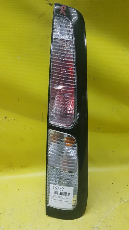 Стоп-сигнал Nissan Cube AZ10 CGA3(DE) 2000 задний правый