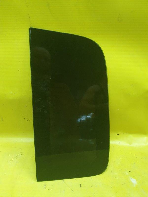 Форточка кузова Nissan Cube AZ10 CGA3(DE) 2000 задняя левая
