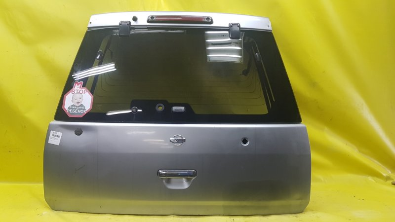 Крышка багажника Nissan Cube AZ10 CGA3(DE) 2000
