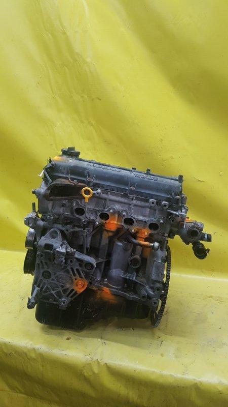 Двигатель Nissan Cube AZ10 CGA3(DE) 2000