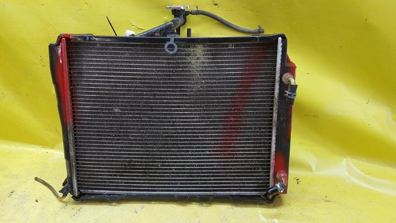Радиатор основной Toyota Hiace RZH102 1RZ 2000