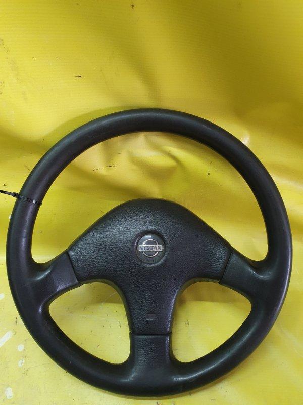 Руль Nissan Primera P10 GA16 1996