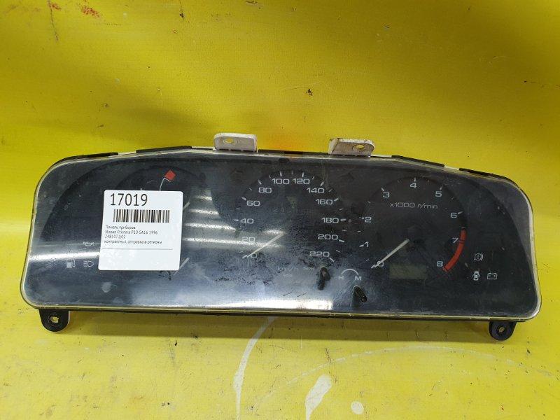 Панель приборов Nissan Primera P10 GA16 1996